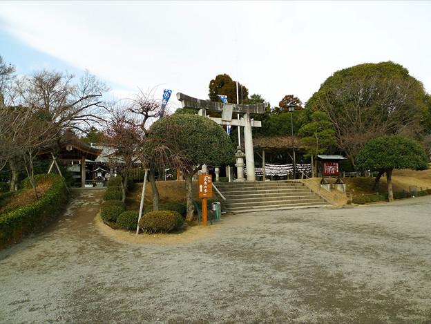 水前寺成趣園・出水神社(1)