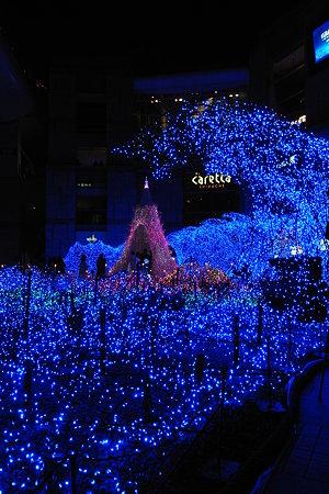 "Blue Ocean ~""海""のプレミアム イルミネーション~"