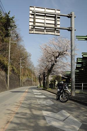 国道163号・井平尾バイパス(仮)旧道・1