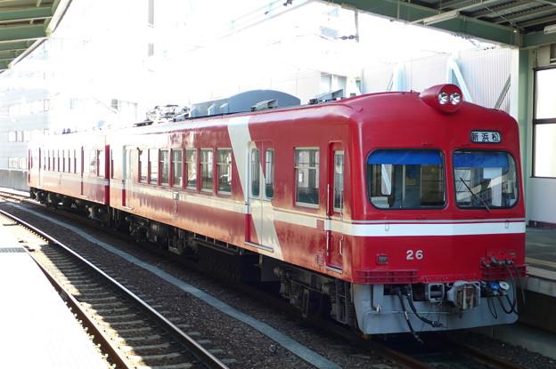 遠州鉄道30形(遠州鉄道鉄道線)(2010年1月撮影)
