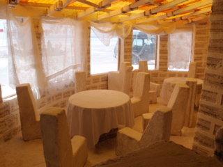 ウユニ塩湖9 塩ホテル3