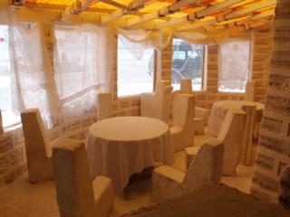 写真: ウユニ塩湖9 塩ホテル3