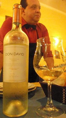 サルタでワイン2
