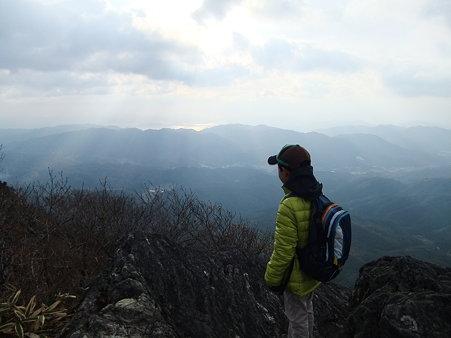 山頂からの眺望5
