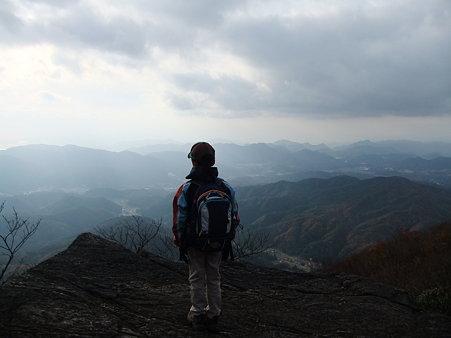 山頂からの眺望6