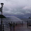 Photos: 今日は何だか台風のようでした