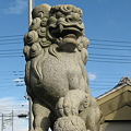 Photos: 狛犬阿