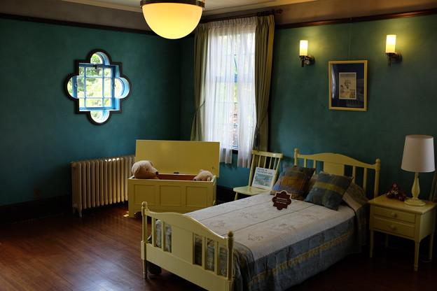 ベーリック・ホールの令息寝室