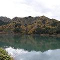 宮ヵ瀬湖畔
