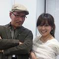 写真: ムキョ(*・∀・*)ちんさんと♪